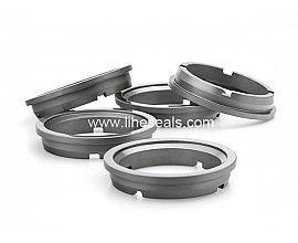 Mechanical seal face rings
