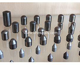 Tungsten carbide button bit