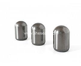 Tungsten carbide ball-tooth bit