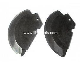 Tungsten carbide customized blade