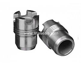 Tungsten Carbide Thread Slot Nozzle Cross Wrench for PDC