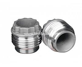 Carbide Welded Threaded Nozzle for PDC Plum Wrench