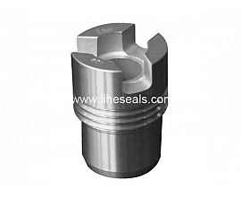 PDC Carbide-tipped Threaded Nozzle 3 Slot Wrench