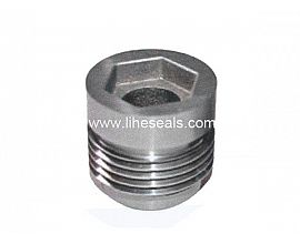Tungsten Carbide Threaded Inner Hexagon Wrench