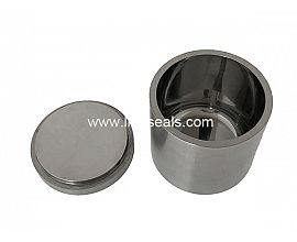 Tungsten carbide mill pot