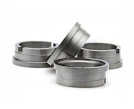 Mechanical seal face rings