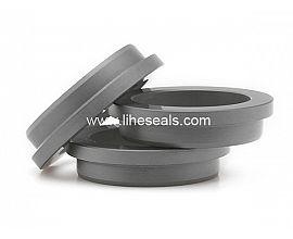SIC mechanical seal face rings