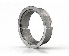 Tungsten carbide mechanical seal face rings